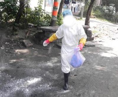中山区蝇类防治